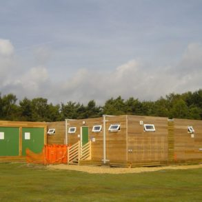 CASE STUDY: New Forest Ecologically conscious Campsite