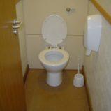 CASE STUDY: Toilet Block custom designed for use at Kensington Palace