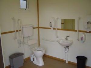 Toilet cabin Kensington Palace