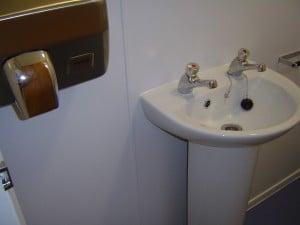 Sink Hand Dryer
