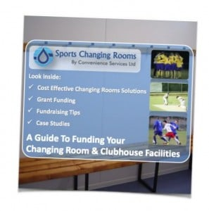 how to raise money for a changing room
